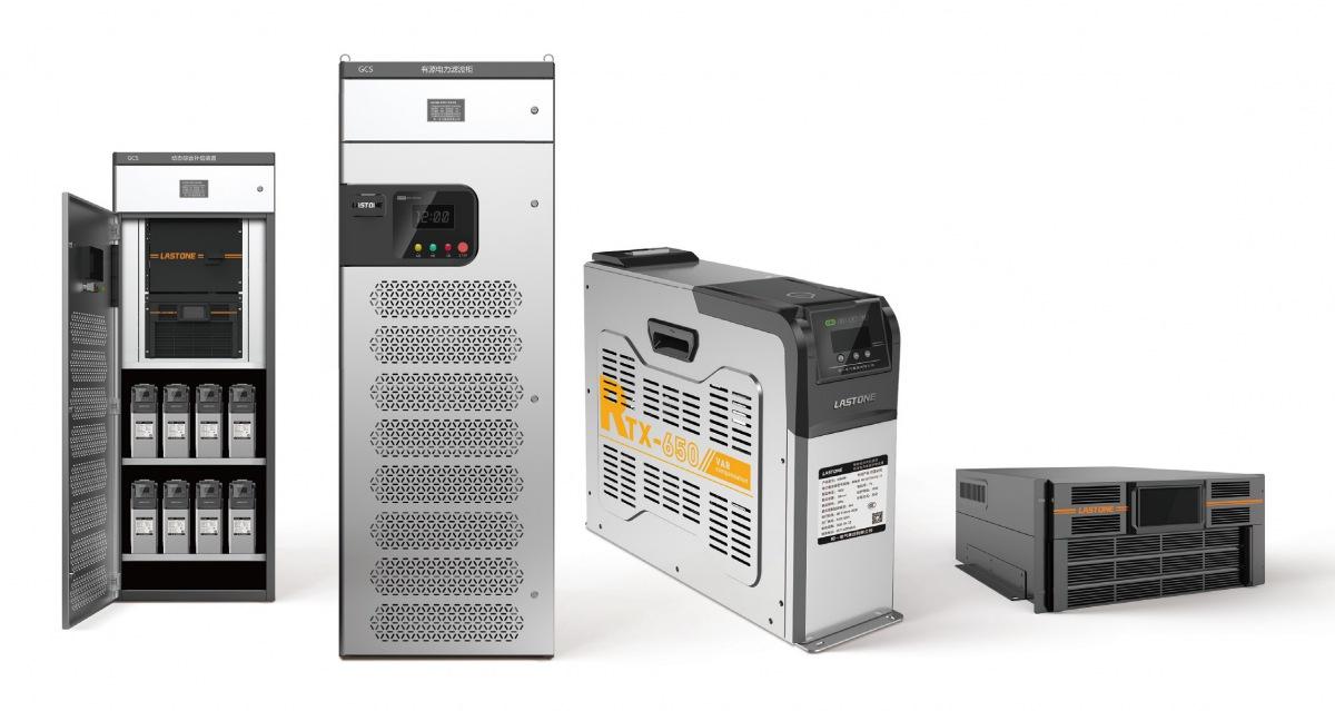 动态综合补偿装置 APF 或 SVG 模块 + HYBAGK 抗谐波电容补偿